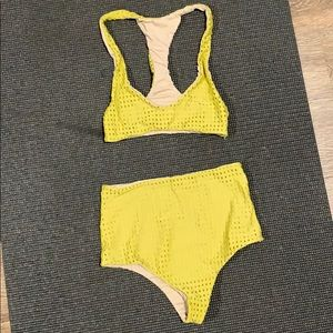 Acacia pineapple mesh set